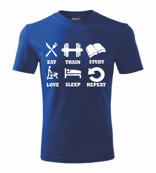 Femme t-shirt EAT A LOT SLEEP a Lot Food NAP Mignon Anniversaire Nouveauté T-Shirt T-Shirt