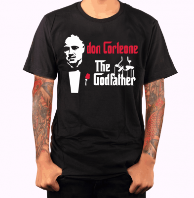 T-shirt - Corleone, The Godfather