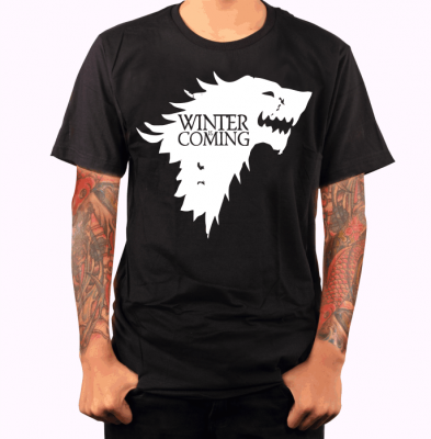 T-shirt - Winter is Coming