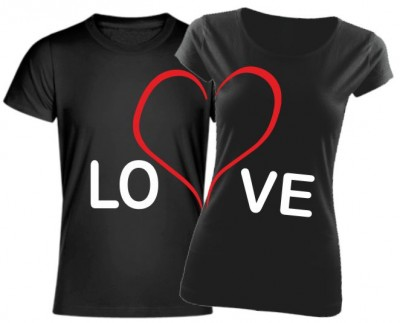 LOVE T-Shirts (Women's + Men's T-Shirt)