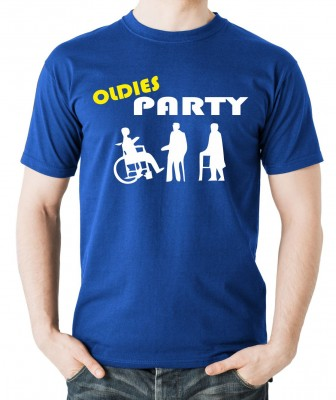 T-shirt - Oldies party (men / women)