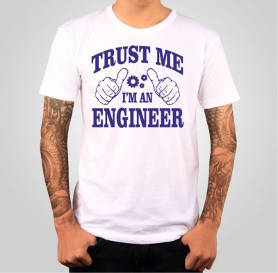 Tričko Trust me I'm an engineer