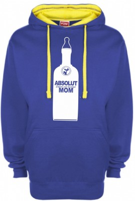 Hoodie - The ABSOLUT MOM