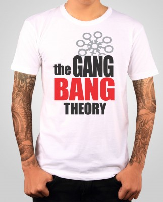 T-shirt - The Gang Bang Theory