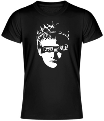 T-shirt - Fuck the King (Joffrey)