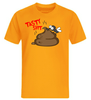 Tshirt - Tasty shit