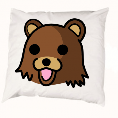Pedo Bear pillowcase meme