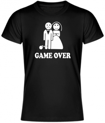 T-shirt - GAME OVER
