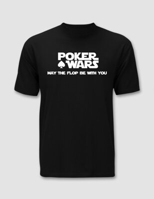 T-shirt - Poker wars
