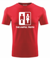 T-shirt - The awful truth