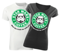T-shirt - Star Wars Coffee