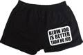 Men's boxers  - Low baterry