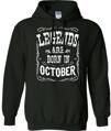 Birthday's Hoodie - LEGENDS ARE BORN IN ... (chose month)