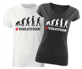 T-shirt - Smartphone evolution