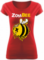 Women's T-shirt - Zombee (Zombie Bee)