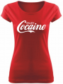 T-shirt - Enjoy Cocaine (women's)