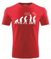 T-shirt - Go back ! - evolution (UNISEX)