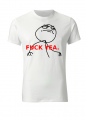 T-shirt - MEME - Fuck yea