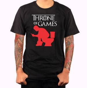 T-shirt - Throne of games