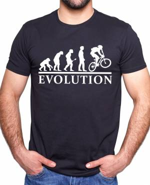 T-shirt - Bike evolution