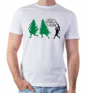 T-shirt - Run Forest, Run!