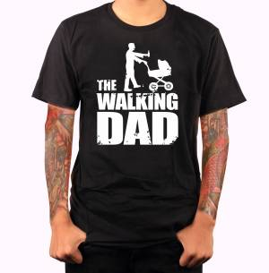 T-shirt - The Walking Dad
