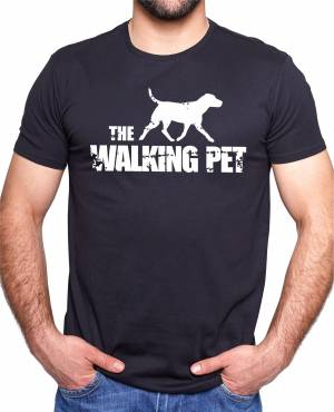 T-shirt - The Walking Pet